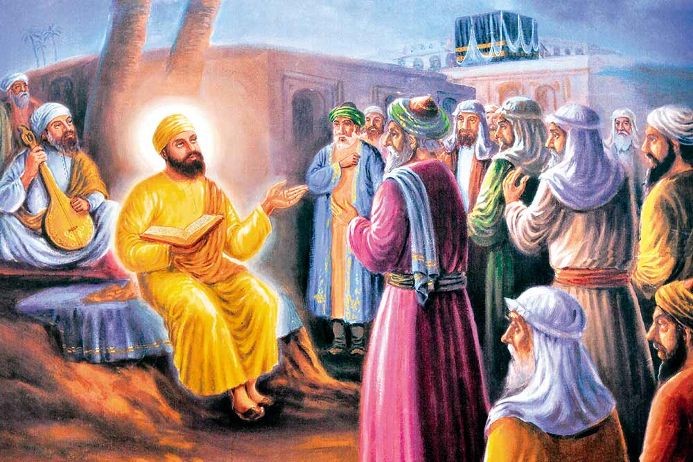 Sufism Prevails In Guru Nanak's Islam, No Place for Mullah Or Qazi