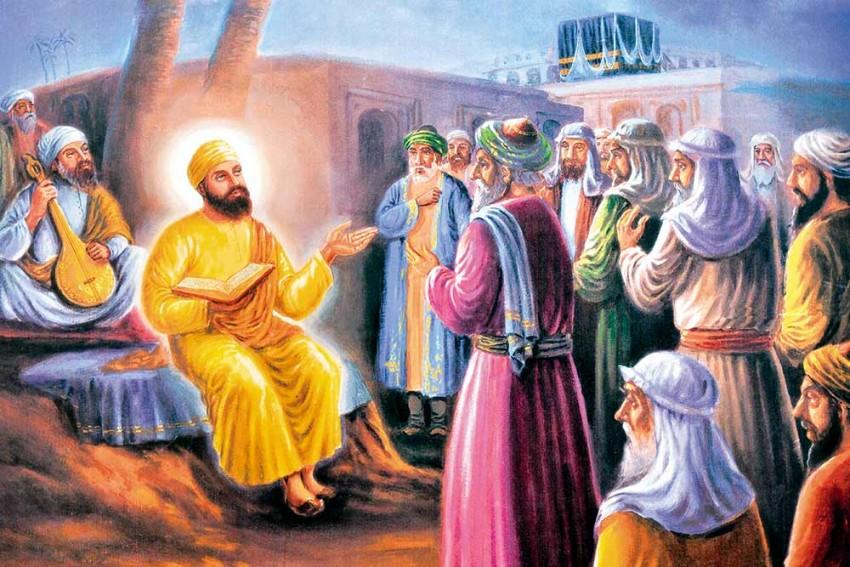 Sufism Prevails In Guru Nanak's Islam, No Place for Mullah Or Qazi