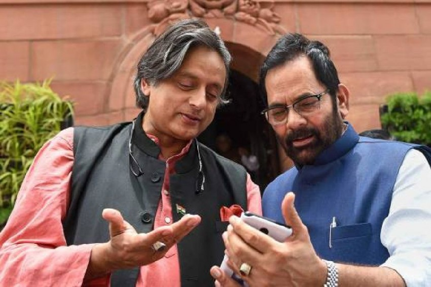 Shashi Tharoor-Led Parl Panel To Look Into WhatsApp Snooping Case