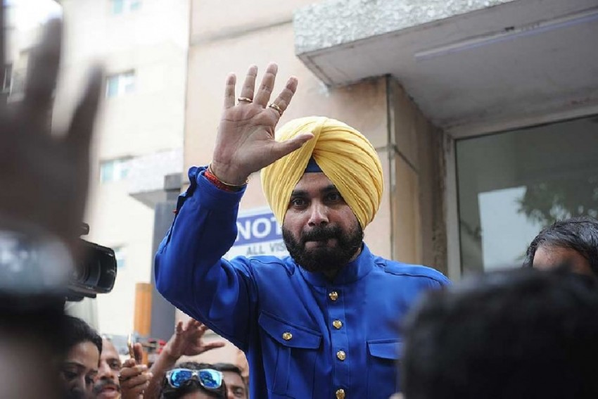 'If MEA Doesn't Respond, I Will Go To Pakistan On Eligible Visa': Sidhu On Kartarpur Row