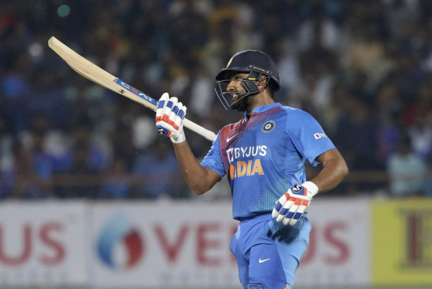 IND Vs BAN, 2nd T20I: Rohit Sharma Becomes First Batsman To Score 2500 Runs In Cricket's Shortest Format