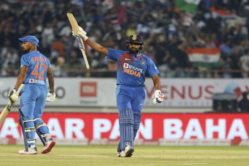 Rohit Sharma Masterclass Sinks Bangladesh, India Level T20 Series