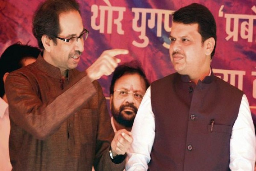 Shiv Sena Adamant, BJP Refuses To Budge As Maharashtra Waits For Breakthrough