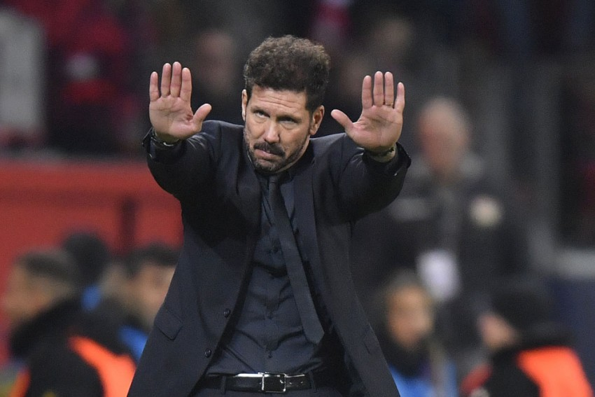 Diego Simeone Takes Blame For Defeat But Tells Atletico Madrid: We Need Action, Not Words