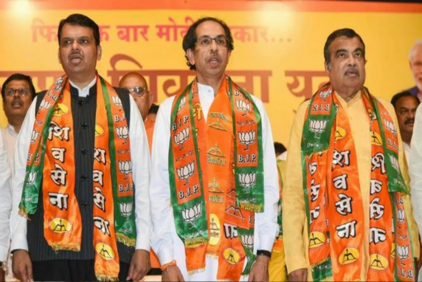 Is Gadkari BJP's Best Bet To Break Maharashtra Logjam?