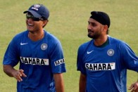 Sourav Ganguly Will Create A New Legacy In Indian Cricket: Harbhajan Singh