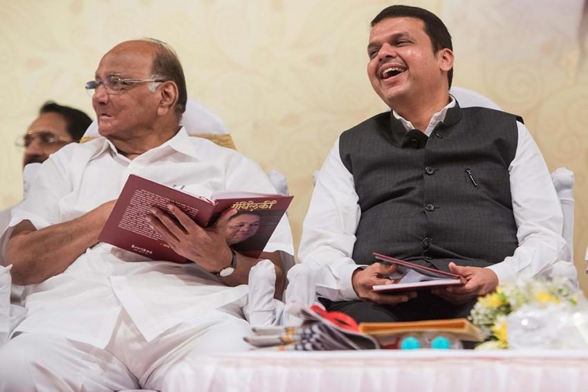 Maratha Marathon: Sena, BJP Stick To Their Guns; NCP Keeps Vigil; Congress Remains Mute Spectator