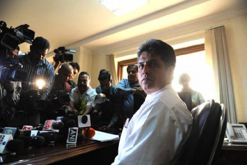'Congress Could Have Formed Govt In Haryana If...': Manish Tewari