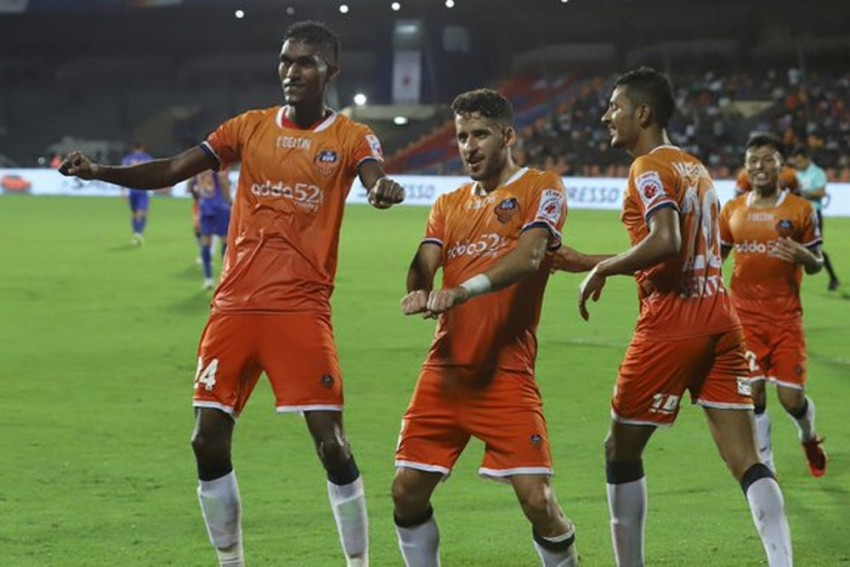 ISL 2019-20, Match 17: FC Goa Condemn Mumbai City To Another Defeat In Goal Fest