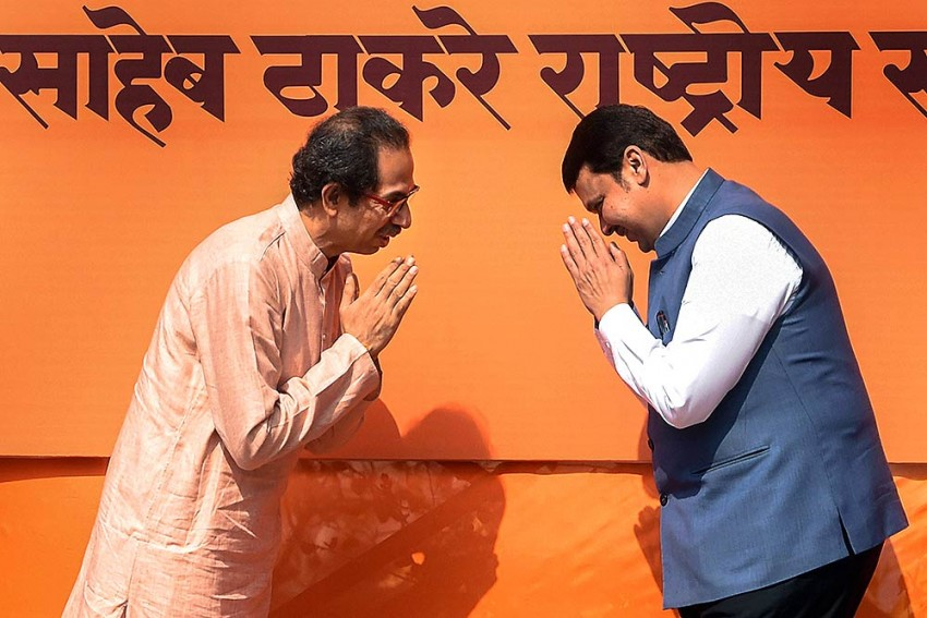 Shiv Sena's All-Or-Nothing Gamble Aimed At Restoring Equal Position With BJP And More
