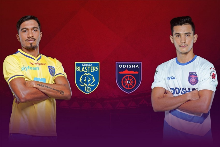 ISL 2019-20, Match 18 Highlights: Kerala Blasters, Odisha FC Share Spoils In Injury-Marred Encounter