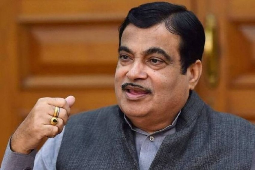 Maharashtra Deadlock: Gadkari Says No Power-Sharing Deal Between BJP, Shiv Sena
