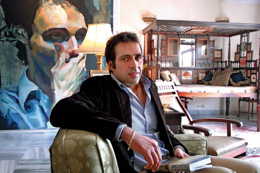 Writer Aatish Taseer Set To Lose OCI Status, To Be Banned From Entering India