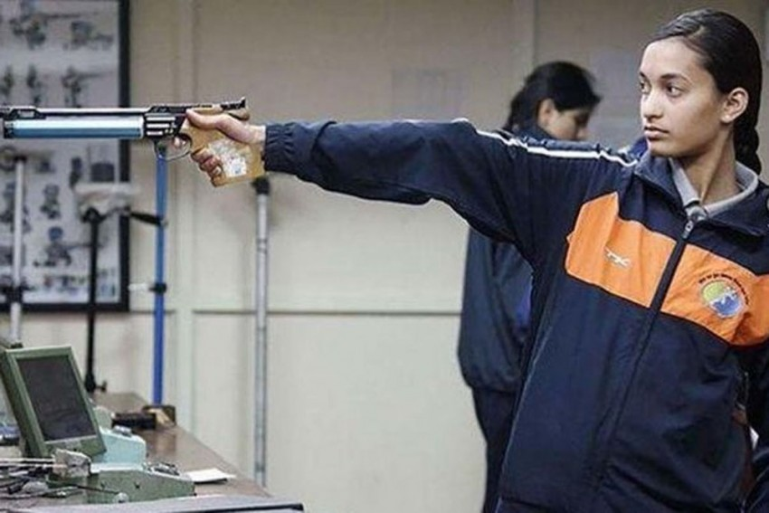 Asian Shooting Championships: Chinki Yadav Secures Olympic Quota
