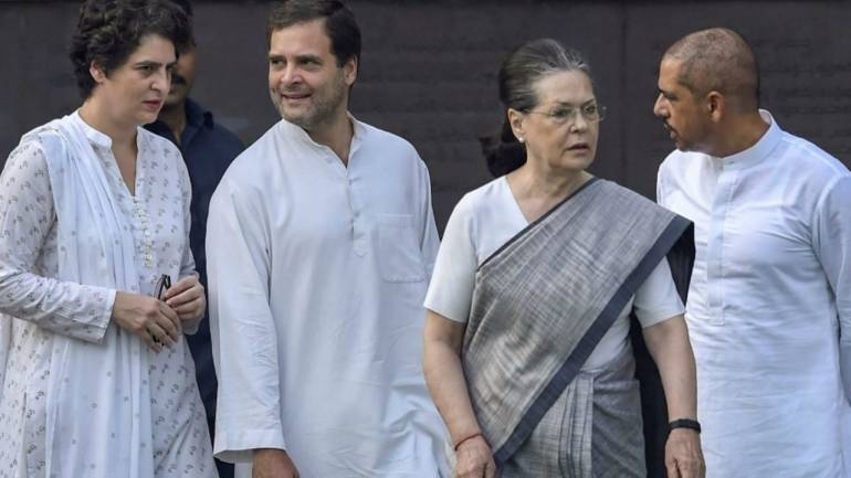 SPG Security Cover To Gandhis Withdrawn, Downgraded To 'Z+'