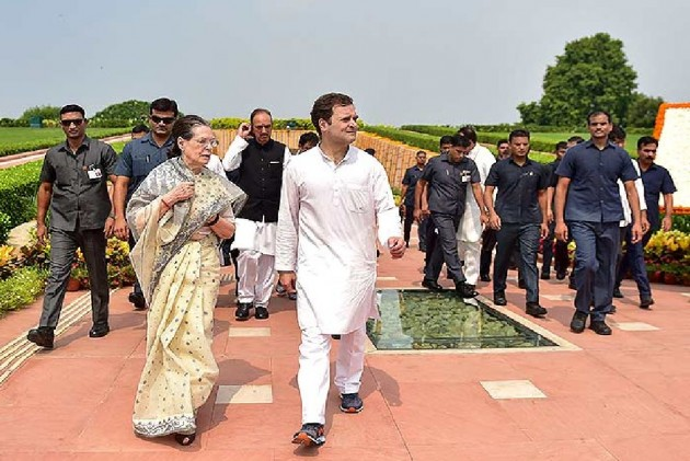'Govt Compromising Lives Of Gandhi Family': Congress Hits Out After SPG Security Removal