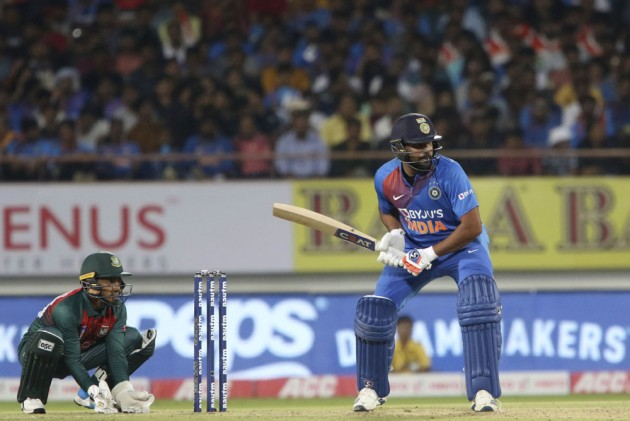 'What An Asset To Indian Cricket' Sourav Ganguly Lauds Rohit Sharma After Win Vs Bangladesh