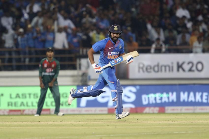 India Vs Bangladesh, 2nd T20: Hard To Stop Rohit Sharma When He Is Enjoying – Mahmudullah Riyad