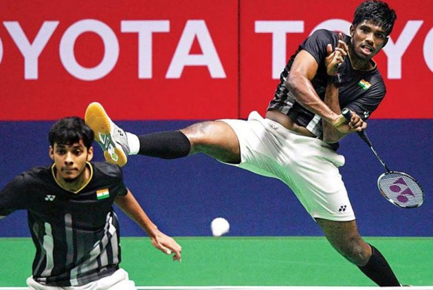 China Open Badminton: Doubles Pair Satwiksairaj Rankireddy, Chirag Shetty Advance To Semifinal
