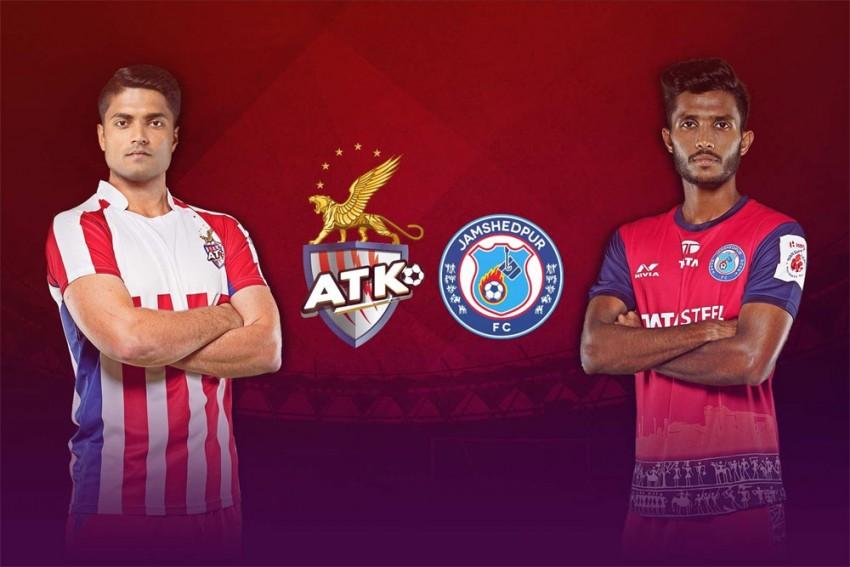 ISL 2019-20, Match 19 Highlights: Roy Krishna Brace Ends Jamshedpur's Unbeaten Run, ATK Take Top Spot