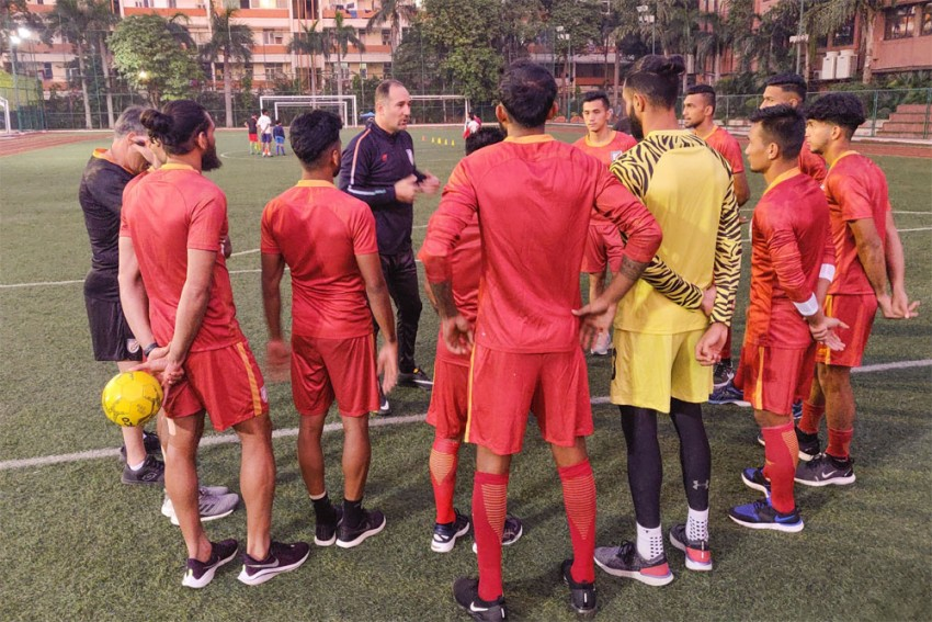 FIFA World Cup Qualifiers: India On Artificial Turf Ahead Of Afghanistan Clash