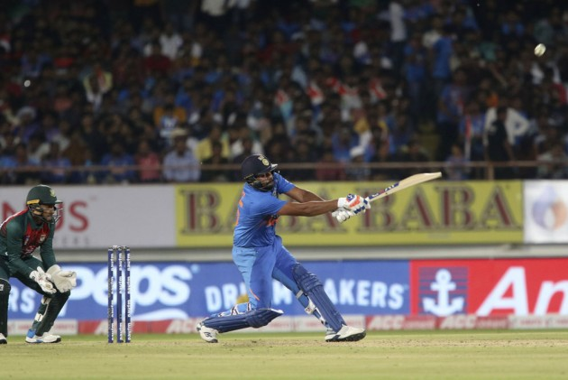 'He Is That Kind Of A Player' Virender Sehwag Compares Rohit Sharma To Sachin Tendulkar: WATCH