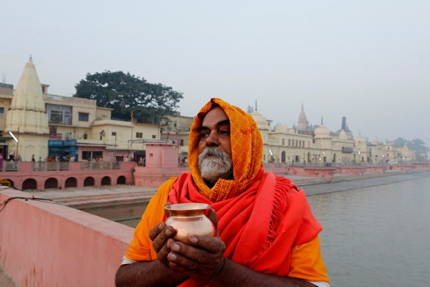 Ayodhya Verdict Comes 3 Decades After VHP Performed <em>Shilanyas</em> At Ram Janmabhoomi