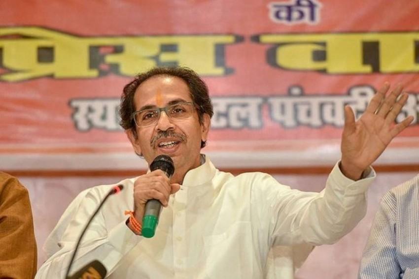 NDA Govt Can't Take Credit For Ayodhya Verdict, Says Uddhav Thackeray