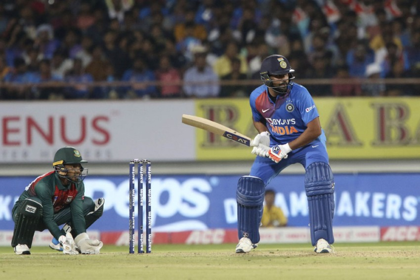 3rd T20I: India Aim To Continue Momentum Vs Bangladesh In Nagpur