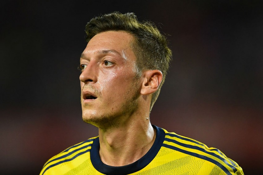 Man Jailed For 10 Years For Attempted Robbery Of Arsenal Players Mesut Ozil, Sead Kolasinac