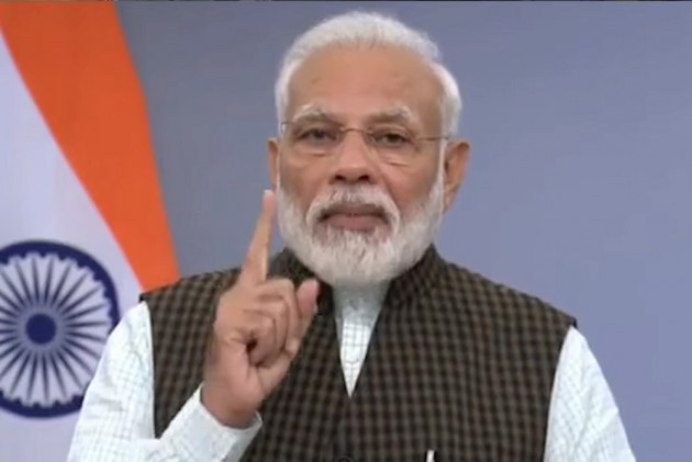 No Place For Fear, Negativity In New India: PM Modi After Ayodhya Verdict