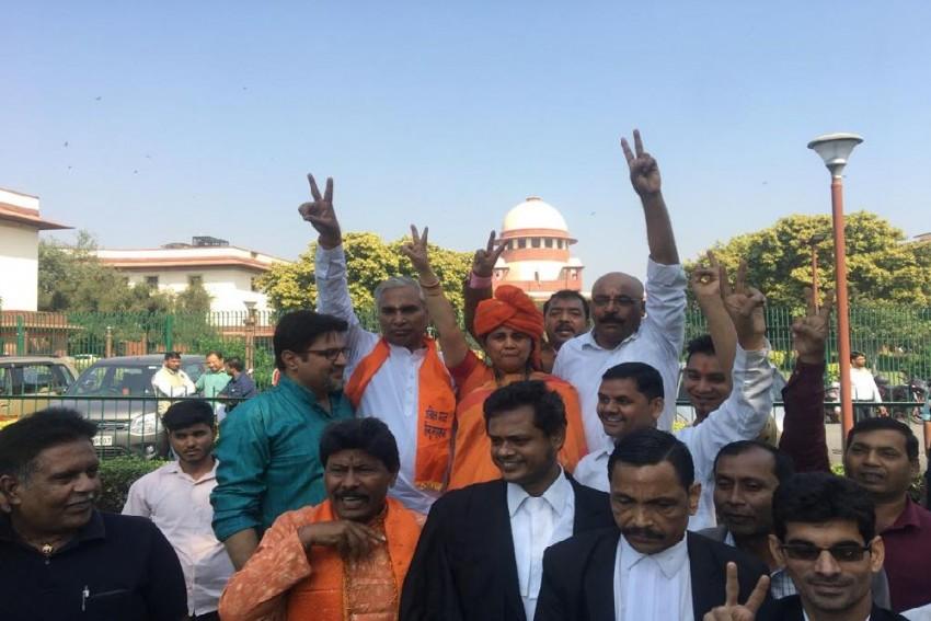 SC Declares Ayodhya Verdict, Leaders From Across Political Spectrum React