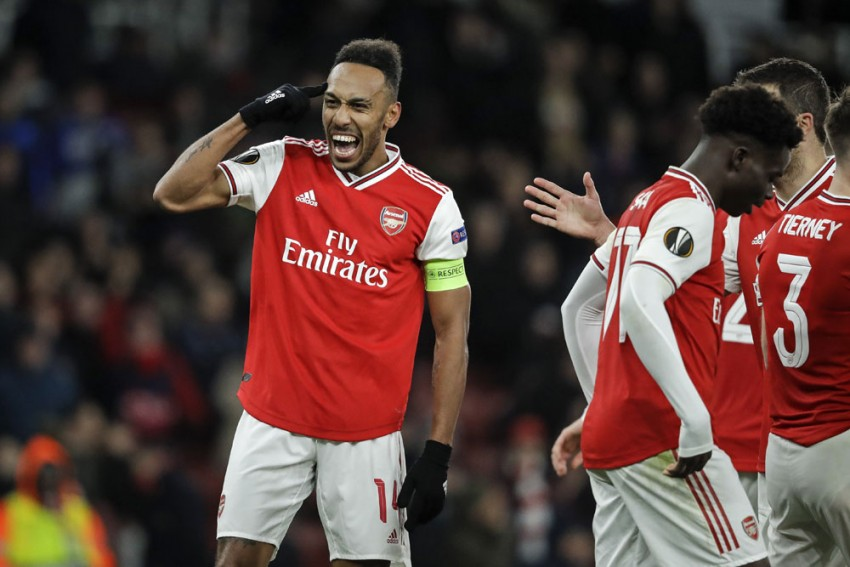 EPL | Norwich City 2-2 Arsenal: Freddie Ljungberg Collects Point In First Game Thanks To Pierre-Emerick Aubameyang