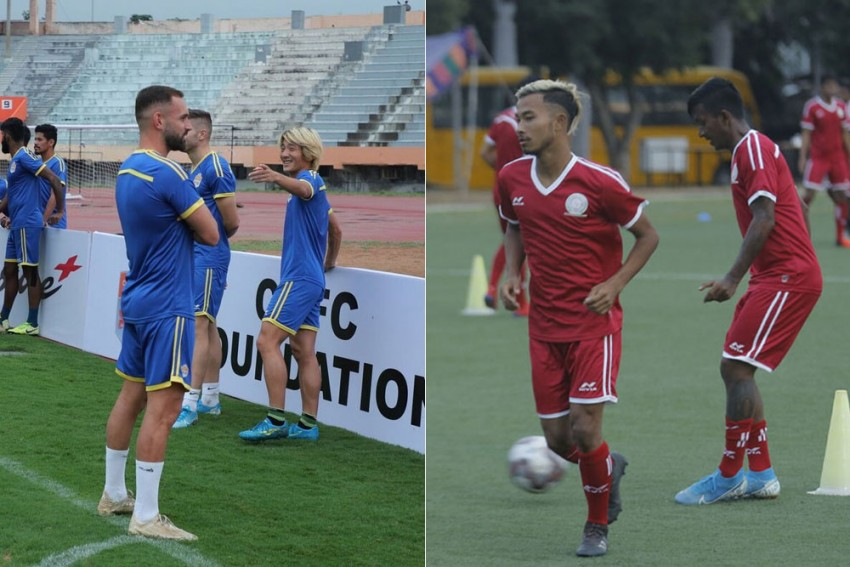 I-League, HIGHLIGHTS: Defending Champions Chennai City Open Campaign In Style, Beat Debutants TRAU 1-0