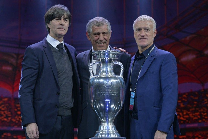 Euro 2020 Draw: Group Of Death - Manager Reactions