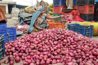 'Mortgage' Aadhar, Take Onions On Loan: Opposition's Unique Protest Against Yogi Adityanath Govt
