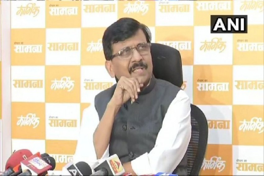 Uddhav Thackeray Came To Power Dethroning 'Modi-Shah Hold': Sanjay Raut