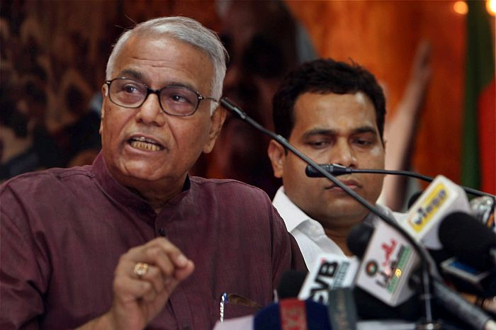 Indian Economy In Deep Crisis, Witnessing 'Death Of Demand': Yashwant Sinha