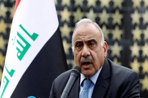 Iraq Parliament Approves PM Adel Abdel Mahdi's Resignation