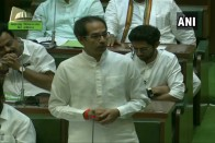 Still With Hindutva Ideology: Uddhav Thackeray As He Calls Fadnavis His 'Friend'