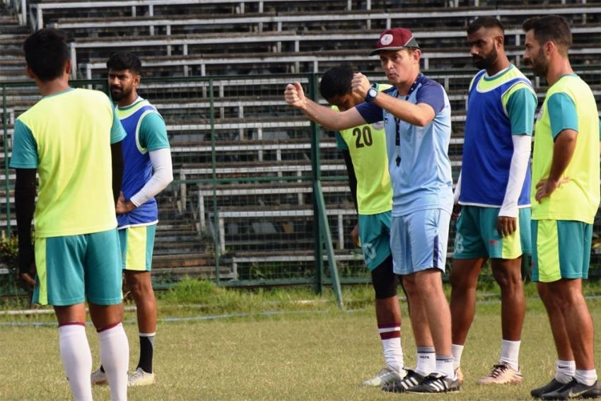 I-League 2019-20: Mohun Bagan Host Debutants TRAU FC, Eye Season's First Win