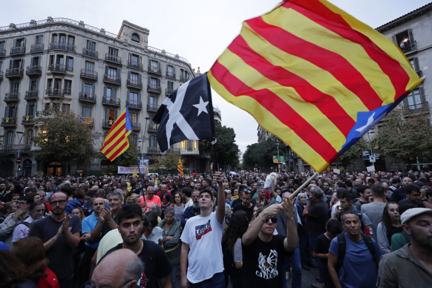 Barcelona Vs Real Madrid: Catalan Separatists Plan 'Mass Protest' Outside El Clasico