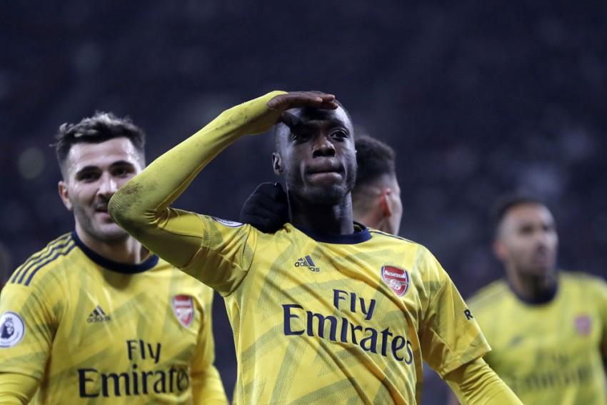 EPL | West Ham 1-3 Arsenal: Freddie Ljungberg Off The Mark As Nicolas Pepe Inspires Gunners Comeback
