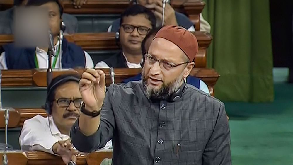 'This Is Bhangra Politics': Owaisi On Shiv Sena's Support To Citizenship Bill