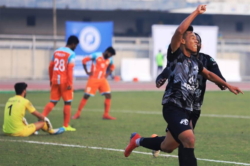 I-League: Second-Half Blitzkrieg Helps Punjab FC Down Champions Chennai City