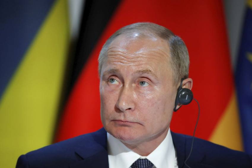 Russian President Vladimir Putin Suggests WADA's Punishment Is Political And Outlines Plans To Appeal