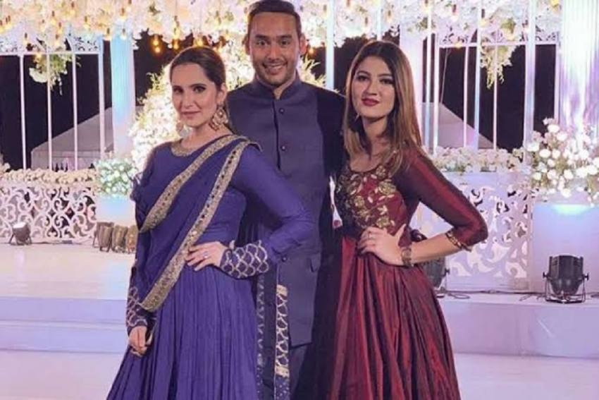Sania Mirza's Sister To Tie The Knot With Azharuddin's Son In December