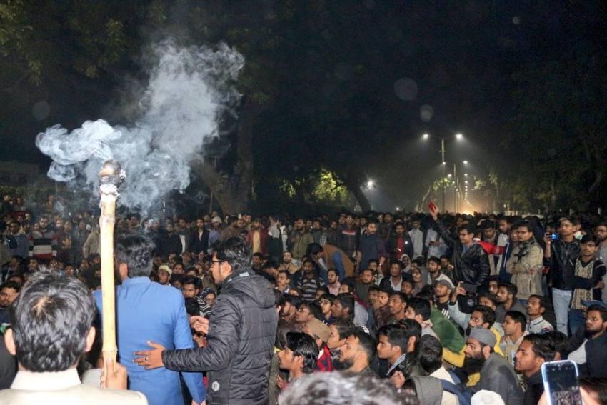 FIR Against 21 AMU Students, 500 Unnamed Persons Following Protest Against Citizenship Amendment Bill (CAB), NRC