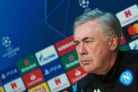Napoli Sack Caarlo Ancelotti Despite Progressing In UEFA Champions League