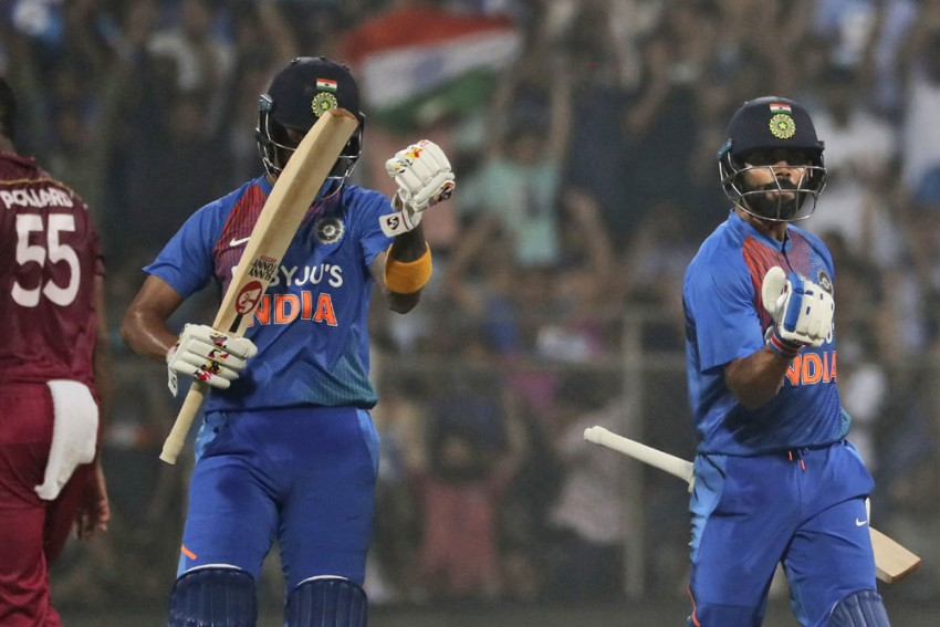 India vs West Indies, 3rd T20I Highlights: IND Thrash WI By 67 Runs To Take Series 2-1